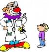 עבודה אקדמית מכינה אקדמית, ליצנות רפואית,  עבודה באוריינות, הטבה מטופלים הומור ,יחסי חולים-צוות, ליצן רפואי, בריאות, רפואה, סיעו